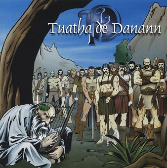 Tuatha de Danann cover (Click to see larger picture)
