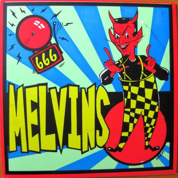 Melvins - Hooch / Sky Pup