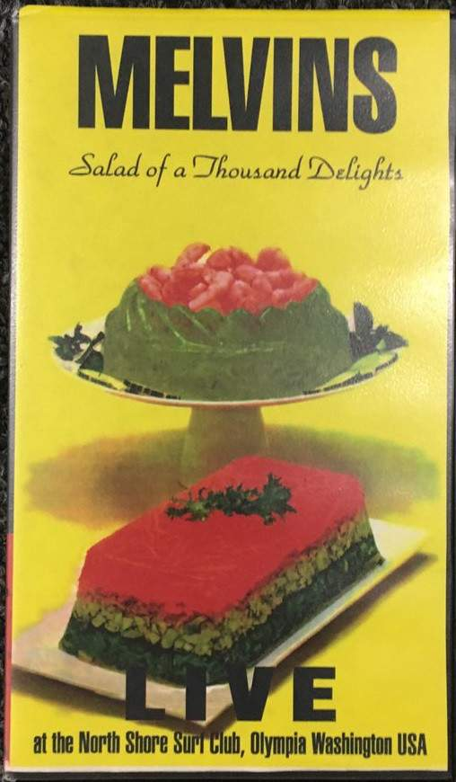 Melvins - Salad of a Thousand Delights