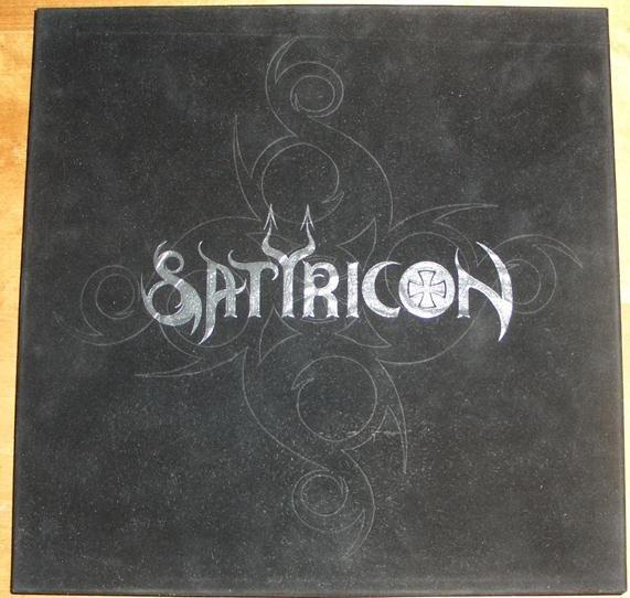 Satyricon - Picture Disc Box Set