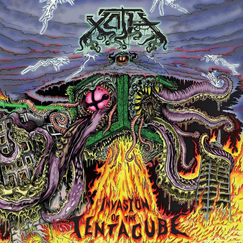 Xoth - Invasion of the Tentacube