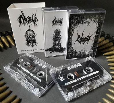 Absu - Mythological Occult Demo
