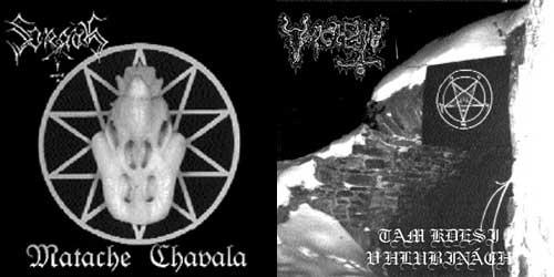 Unclean / Sorath - Matache Chavala / Tam Kdesi v Hlubinách