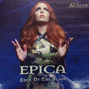 Epica - Edge of the Blade