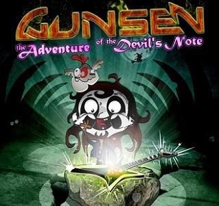 Gunsen - The Adventure of the Devil's Note