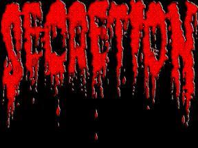 Secretion - Logo