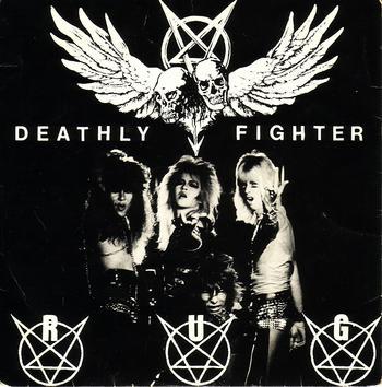 Randy Uchida Group - Deathly Fighter
