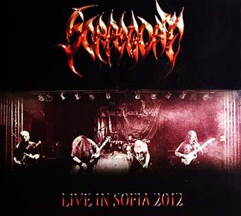Scapegoat - Live in Sofia