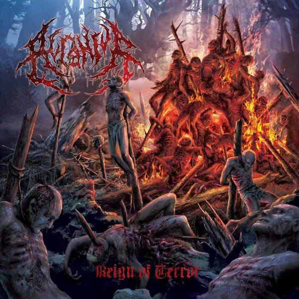 Acranius - Reign of Terror