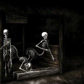Ataraxie / Imindain / Mourning Dawn / Maïeutiste / Magnum Occultum Innominandum - Schatten aus der... Bethlehem / A Tribute to Dictius Te Necare
