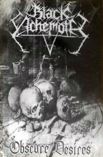 Black Achemoth - Obscure Desires