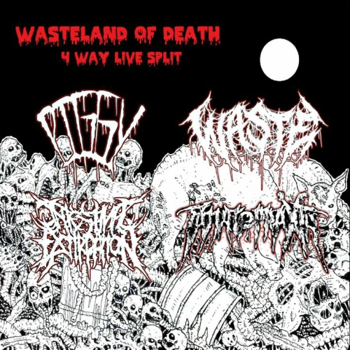 Tanatopraxia / Waste / Intestinal Extirpation - Wasteland of Death - Live