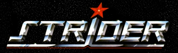 Strider - Logo
