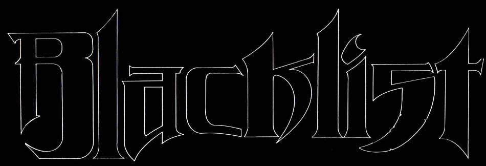 Blacklist - Logo