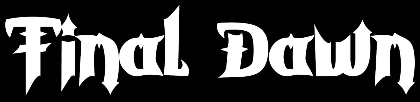 Final Dawn - Logo