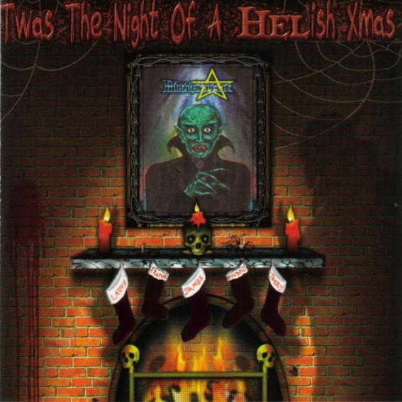 Helstar - Twas the Night of a Helish Xmas
