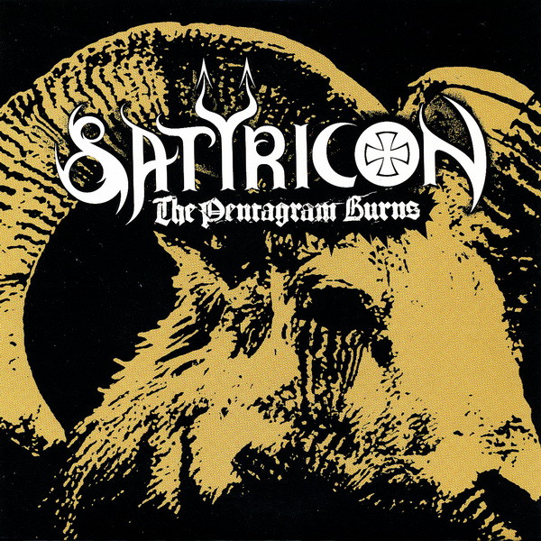 Satyricon - The Pentagram Burns