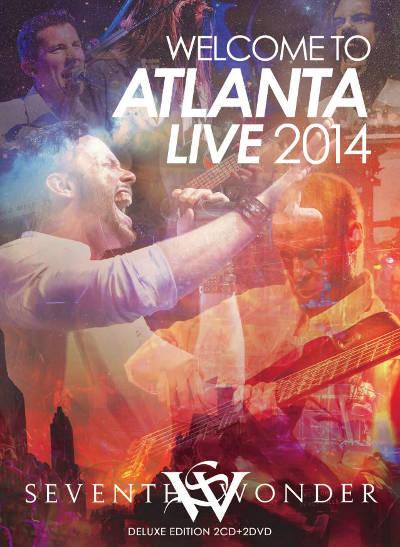 Seventh Wonder - Welcome to Atlanta Live 2014