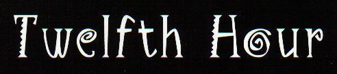 Twelfth Hour - Logo
