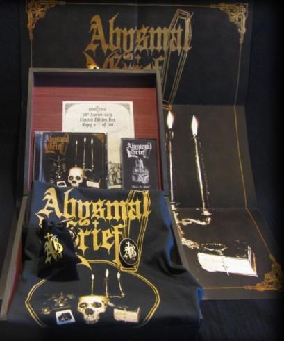 Abysmal Grief - 20th Anniversary Box