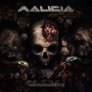 Te cabe el Thrash Metal?... Escuchá lo nuevo de Malicia!!!