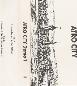 Atro City - Demo 1