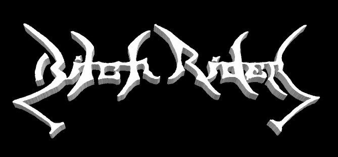 Bitch Rider - Logo
