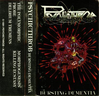 Psychicthrob - Bursting Dementia