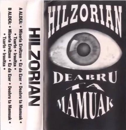 Hilzorian - Deabru Ta Mamuak