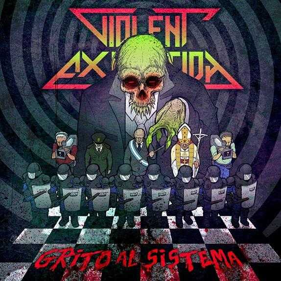 Violent Execution - Grito al sistema