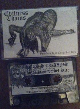 Evilness Chains - Guardián de la Cueva del Rito