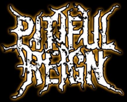 Pitiful Reign - Logo