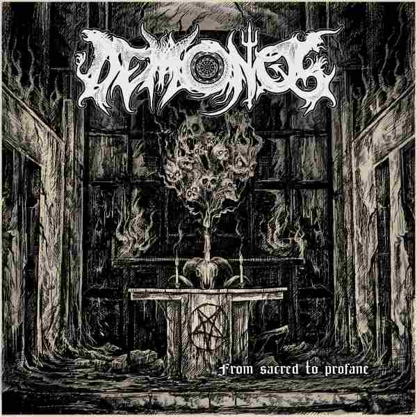 Démonos - From Sacred to Profane