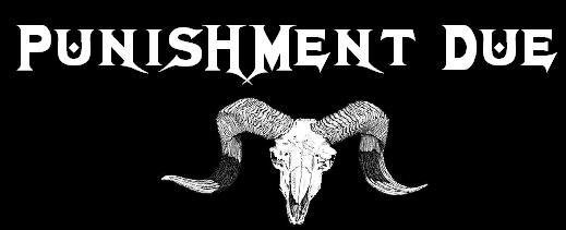 Punishment Due - Logo