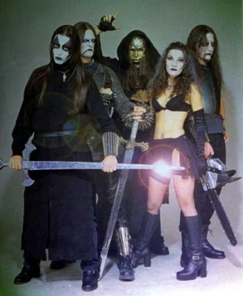 Risultati immagini per evol black metal