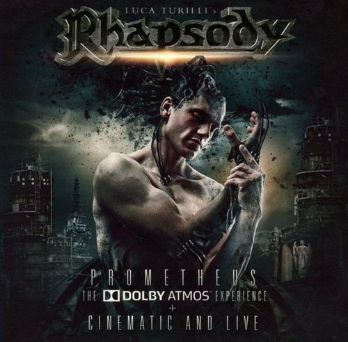 Luca Turilli's Rhapsody - Prometheus - The Dolby Atmos Experience + Cinematic and Live