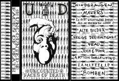 Uncounted Faces of Death - Unreleased Demo