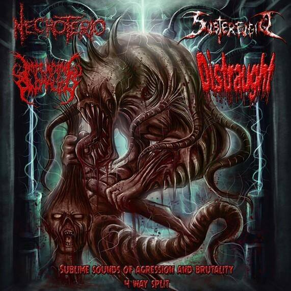 Necrotério / Subterfugio / Impending Anomalies - Sublime Sounds of Aggression and Brutality