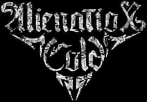 Alienation Cold - Logo