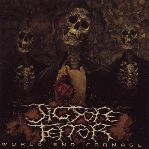 Jigsore Terror - World End Carnage