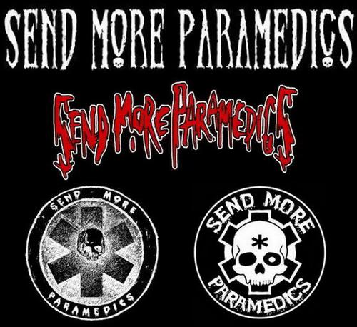 Send More Paramedics - Logo
