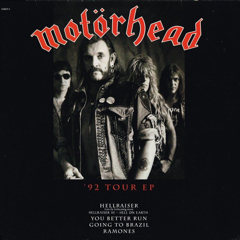 Motörhead - '92 Tour EP