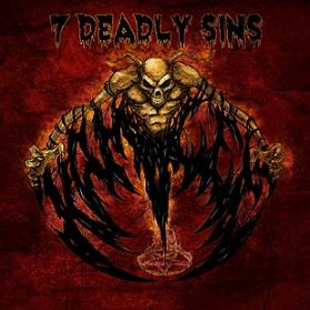 Kam Lee - 7 Deadly Sins