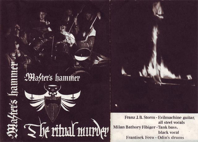 Master's Hammer - The Ritual Murder