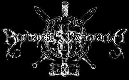 Barbarous Pomerania - Logo