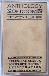 Celestial Season / Lords of the Stone / Evisceration - Anthology of Doom Tour