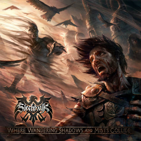 Slechtvalk - Where Wandering Shadows and Mists Collide