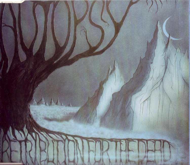 Autopsy - Retribution for the Dead