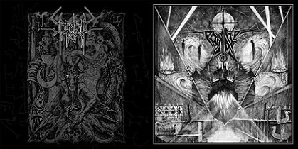 Pentacle / Sadistic Intent - Invocations of the Death-Ridden