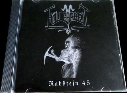 Hölle Arbeit - Rabštejn 45